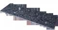 Подоконник гранитный Лабрадорит 920/1220/1520 300/350/400 20/30