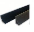 Уплотнитель для ендовы треугольный PUS полиуретан, серый