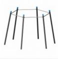 Спортивные тренажеры DENFIT Basix Core Somersault 6 2700 High