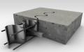 Профиль закладной Dewmark Metall SG 62/90