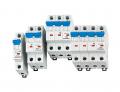 Модульный автоматический выключатель серии ВМ BMS0 10 кА