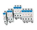 Автоматический выключатель Schrack BM серии BMS0 4,5 кA, характеристика B и С.