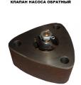 Насос клапана обратный к Топливо-Раздаточным Колонкам (ТРК) ШЕЛЬФ 100 (КЕД-50 (90)-0,25-1-1)