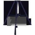 Тренога облегченная «Атлант» для установки и фиксации стоек