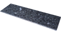 Подоконники гранитные Лабрадорит 2 см.