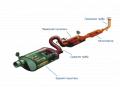 Устройство и схемы автомобили ВАЗ Внутри глушителей имеются...