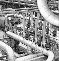 Элементы трубопроводов (отводы, переходы, тройники)