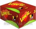Жвачка Love is вишня-лимон жевательная резинка лове ис вишня-лимон, арт.221601994