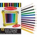 Цветные карандаши (12 цветов)