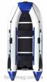 Моторно-килевая лодка  Storm Evolution stk-400E