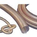 Hoses corrugated wearproof of polyurethane