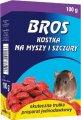 Брикеты от мышей и крыс, bros 100 грамм