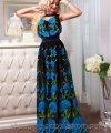 Платье женское длинное ФМ-П-0175-И