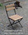 Кованый стул Модель КСЛ - 022