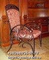 Кованый стул Модель КСЛ - 027