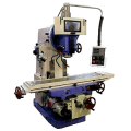 BM127M milling machine. Sizes of a table of 1600*400 mm.