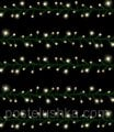 Garland of Triumph Tree of 13 m of yellow, 500 LED lamps for the house and the stree
