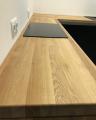 Щит мебельный - ( материал Дуб )