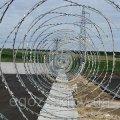 Проволока колючая спиральная Концертина 900/5