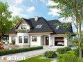 Проект дома оригинальный Дом в авокадо (Г)