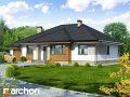 Проект дома оригинальный Дом в акебиях