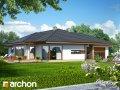 Проект дома Дом в амаранте