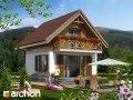 Проект малого дома (до 150 m2) Летний домик в крокусах