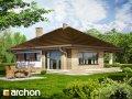 Проект малого дома (до 150 m2) Дом в сирени