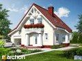 Проект малого дома (до 150 m2) Дом в винограде (Г)