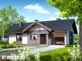 Проект малого дома (до 150 m2) Дом в неринах