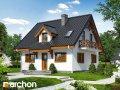 Проект малого дома (до 150 m2) Дом в землянике 3 (П)