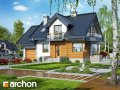 Проект малого дома (до 150 m2) Дом в перловнике (Н)