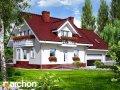 Проект среднего дома (150-200 м2) Дом в рододендронах 6 (Г2П)