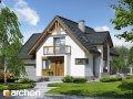 Проект малого дома (до 150 m2) Дом в абрикосах (H) ver.2