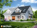 Проект малого дома (до 150 m2) Дом в клематисах 7 (Б)