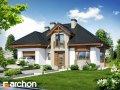 Проект малого дома (до 150 m2) Дом в каллатеях 5 Termo