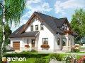 Проект малого дома (до 150 m2) Дом в тамарисках 2 (П)