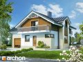 Проект малого дома (до 150 m2) Дом в абрикосах 3