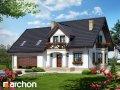 Проект малого дома (до 150 m2) Дом в тамарисках 4 (Г2)