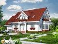 Проект дома оригинальный Дом в каллах 2