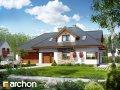 Проект дома оригинальный Дом в каннах