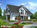 Проект дома оригинальный Дом в рододендронах 5 (H)