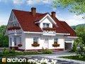 Проект дома оригинальный Дом в рододендронах 6