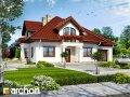 Проект дома оригинальный Дом в тимьяне 4