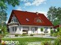 Проект дома оригинальный Дом под фикусом