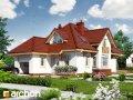 Проект дома оригинальный Дом в фуксиях 4