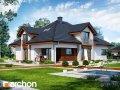 Проект дома оригинальный Дом в хебе