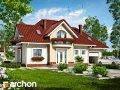 Проект дома оригинальный Дом в цинниях