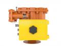 Блок управления шаровыми кранами (БУК-3) промысловых и магистральных газопроводов