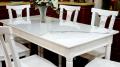 Прозрачное покрытие для защиты  деревянного стола, столешницы, а также поверх тканевой скатерти